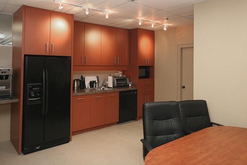 Office Renovations Calgary - Commercial Interior Contractor