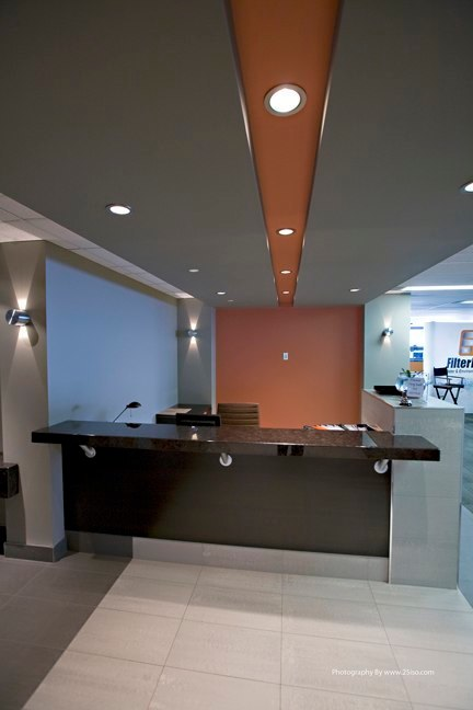 Office Renovations - Calgary Interior Contractor