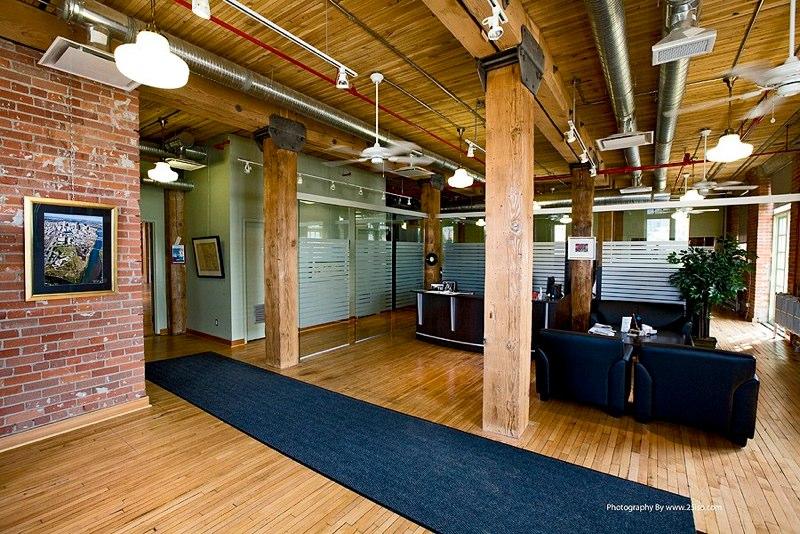 Simmons Building Calgary - Interior Contractor
