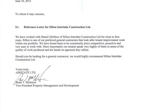 letter of recommendation for interior designer - Koran sticken co